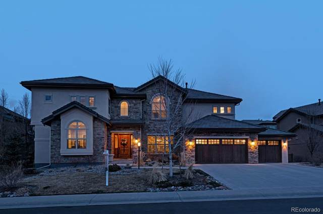 10096 S Shadow Hill Drive, Lone Tree, CO 80124 (#7992727) :: Bring Home Denver with Keller Williams Downtown Realty LLC
