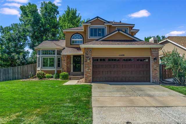 11408 W Fremont Drive, Littleton, CO 80127 (MLS #7992801) :: 8z Real Estate
