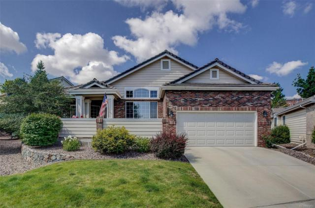 9599 Silver Hill Circle, Lone Tree, CO 80124 (#7993296) :: The Peak Properties Group