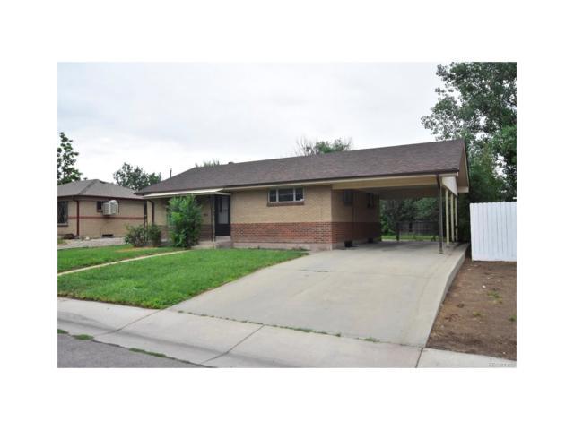 6840 Avrum Drive, Denver, CO 80221 (MLS #7993588) :: 8z Real Estate