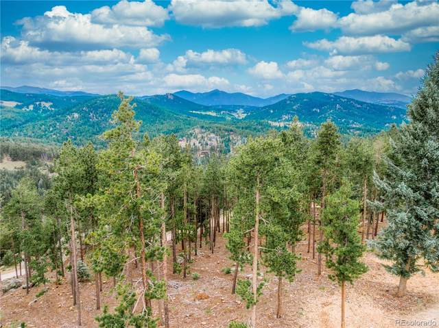 00 Granite Crag, Evergreen, CO 80439 (#7993619) :: The Gilbert Group
