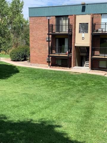 5995 W Hampden Avenue D18, Denver, CO 80227 (#7993641) :: The DeGrood Team