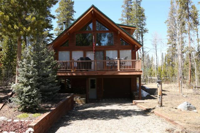 183 County Road 4948, Grand Lake, CO 80447 (#7994171) :: Wisdom Real Estate