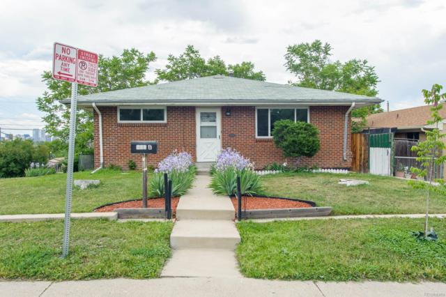 960 Raleigh Street, Denver, CO 80204 (#7994410) :: The HomeSmiths Team - Keller Williams