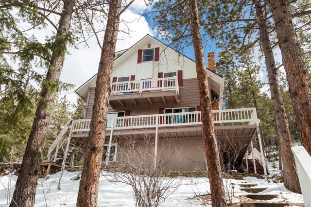 706 Skyline Drive, Idaho Springs, CO 80452 (#7994973) :: The DeGrood Team