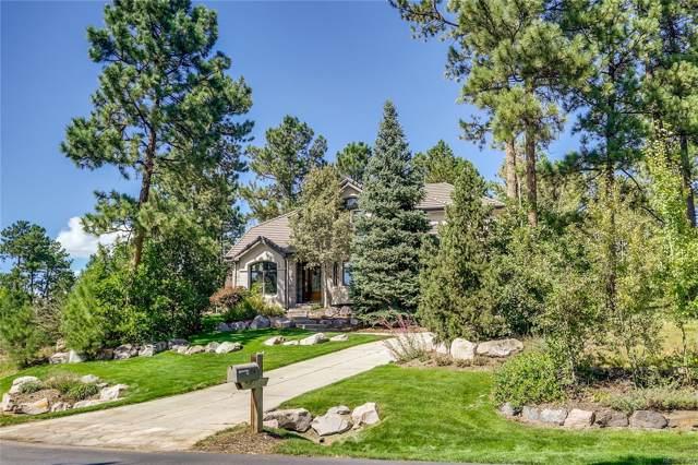 574 Castle Pines Drive, Castle Rock, CO 80108 (MLS #7995008) :: 8z Real Estate