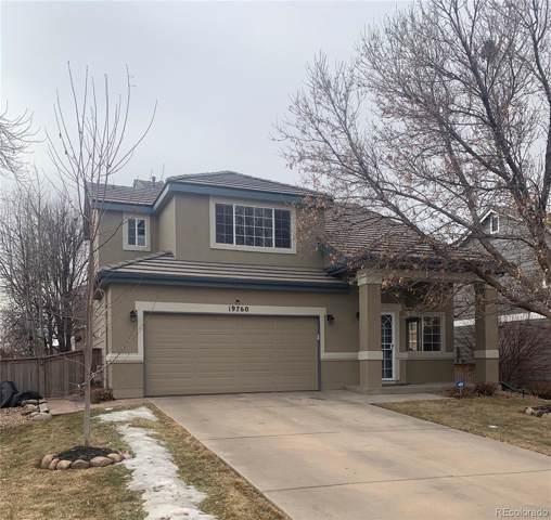 19760 E 58th Place, Aurora, CO 80019 (#7995175) :: Real Estate Professionals
