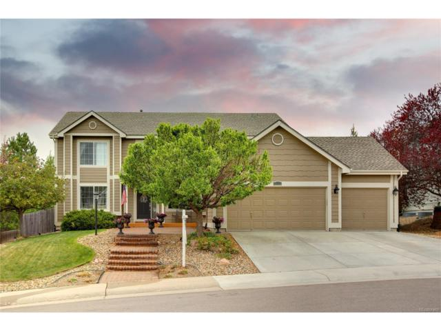 7838 Barkway Court, Lone Tree, CO 80124 (MLS #7995277) :: 8z Real Estate