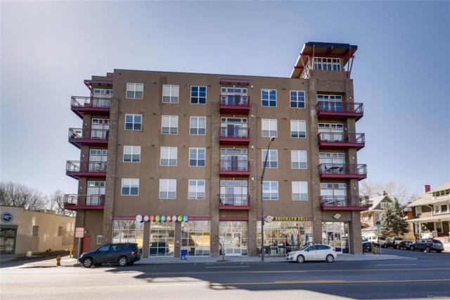 1488 Madison Street #208, Denver, CO 80206 (#7995403) :: RE/MAX Professionals