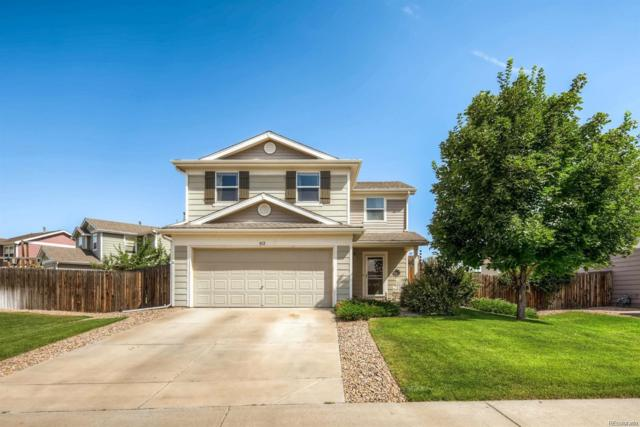 812 Willow Drive, Lochbuie, CO 80603 (#7996049) :: The Peak Properties Group