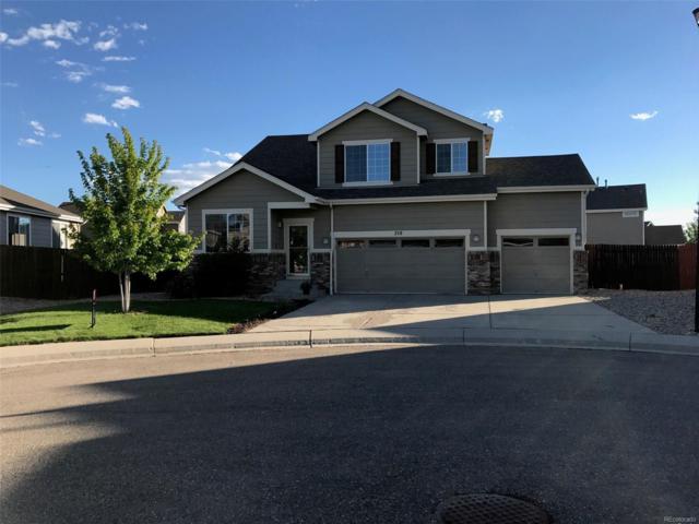 710 Jones Court, Dacono, CO 80514 (MLS #7996128) :: 8z Real Estate