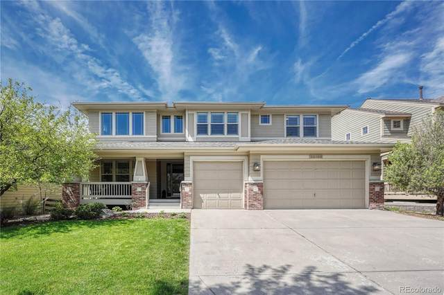 22198 E Idyllwilde Drive, Parker, CO 80138 (#7996413) :: The DeGrood Team