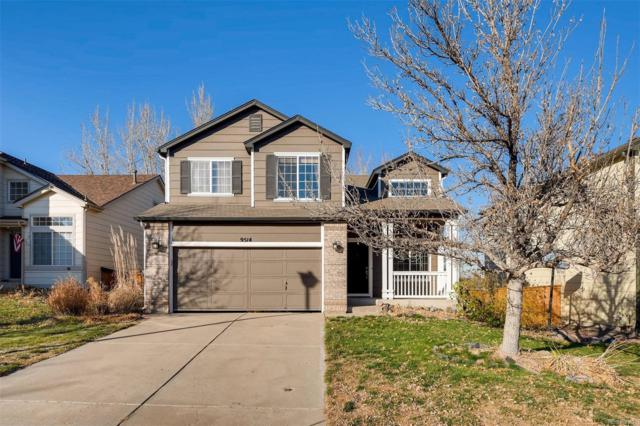 9514 Cove Creek Drive, Highlands Ranch, CO 80129 (#7996721) :: The Heyl Group at Keller Williams