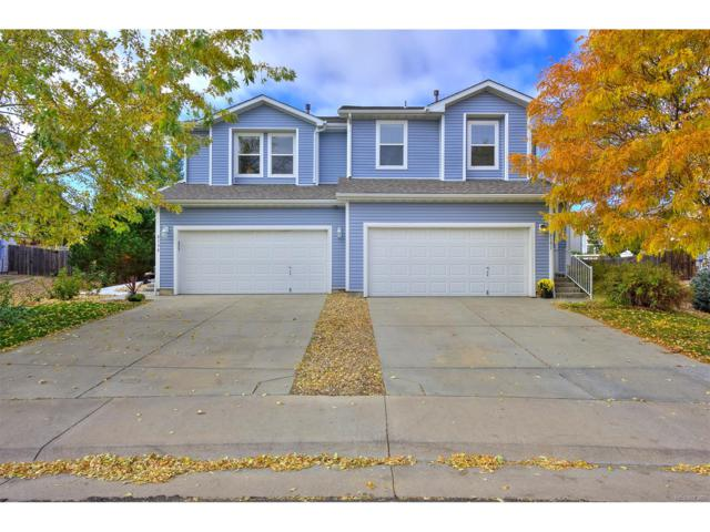 8191 S Laredo Court, Englewood, CO 80112 (#7996826) :: The City and Mountains Group