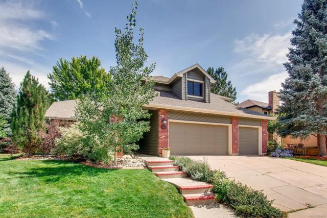 8208 S Jasmine Court, Centennial, CO 80112 (#7997094) :: The Peak Properties Group