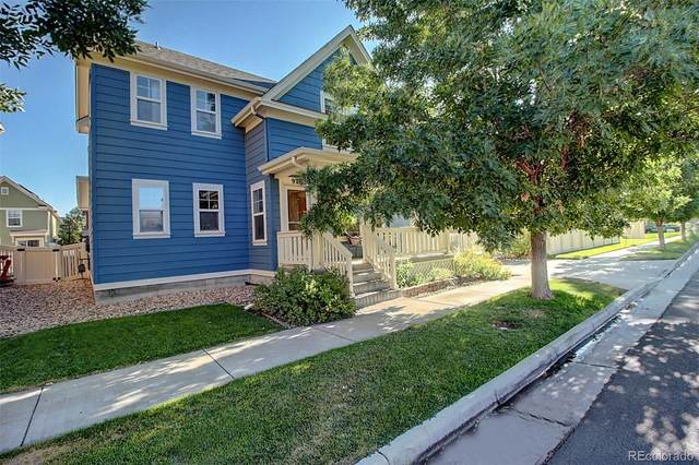 9463 E 108th Avenue, Commerce City, CO 80640 (#7997109) :: Bring Home Denver with Keller Williams Downtown Realty LLC