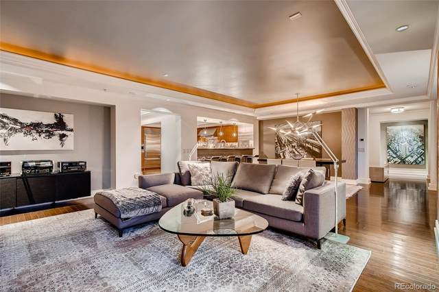 1891 Curtis Street #1516, Denver, CO 80202 (#7997136) :: Chateaux Realty Group