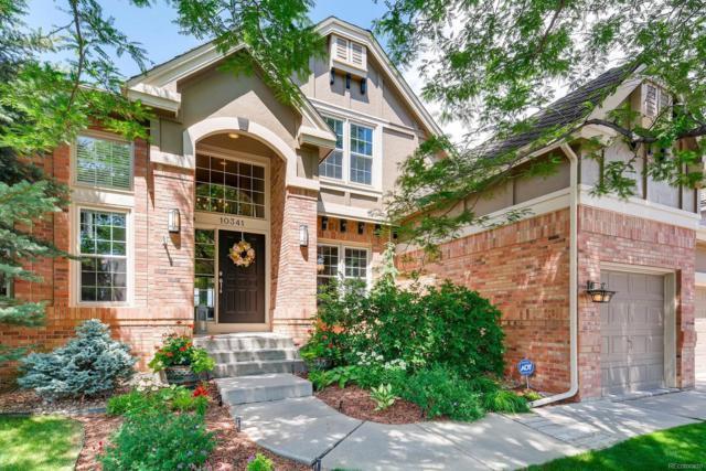 10341 Rowlock Way, Parker, CO 80134 (#7997264) :: Wisdom Real Estate