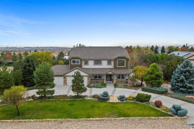 8450 E 160th Place, Brighton, CO 80602 (#7997450) :: Mile High Luxury Real Estate