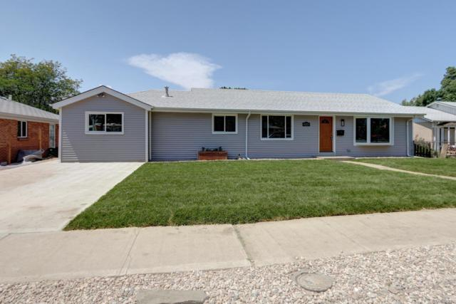4881 S Logan Street, Englewood, CO 80113 (#7997757) :: Bring Home Denver