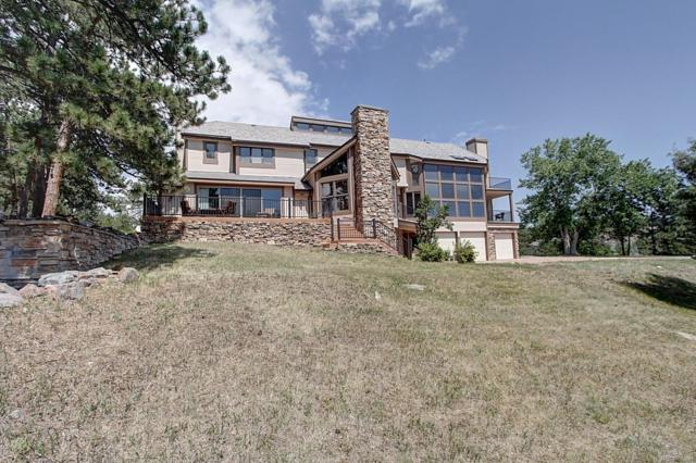 852 Willobe Way, Golden, CO 80401 (MLS #7997825) :: 8z Real Estate