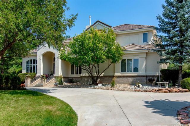5390 Preserve Drive, Greenwood Village, CO 80121 (MLS #7998177) :: 8z Real Estate