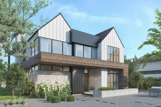 1025 S Monroe Street, Denver, CO 80209 (MLS #7998232) :: Kittle Real Estate