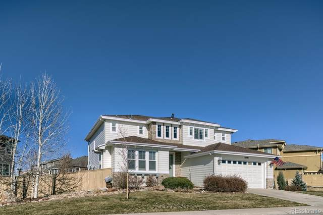 11090 Grayledge Circle, Highlands Ranch, CO 80130 (#7998255) :: The Dixon Group