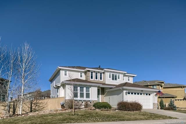 11090 Grayledge Circle, Highlands Ranch, CO 80130 (#7998255) :: iHomes Colorado