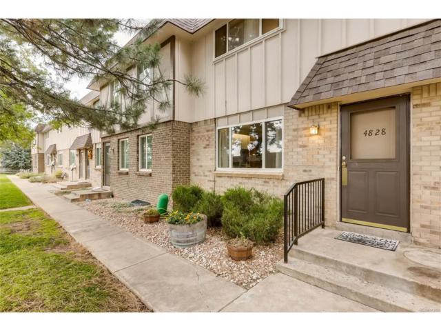 4828 E Hinsdale Place, Centennial, CO 80122 (#7998485) :: The Peak Properties Group