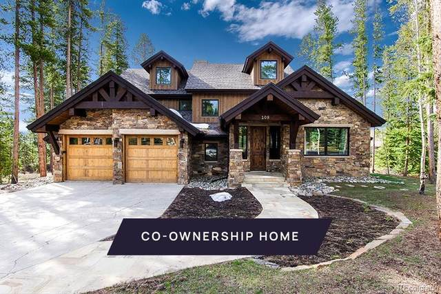 108 Windwood Circle, Breckenridge, CO 80424 (#7998550) :: The HomeSmiths Team - Keller Williams