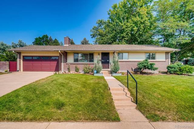 3792 S Uinta Street, Denver, CO 80237 (#7998612) :: Berkshire Hathaway HomeServices Innovative Real Estate