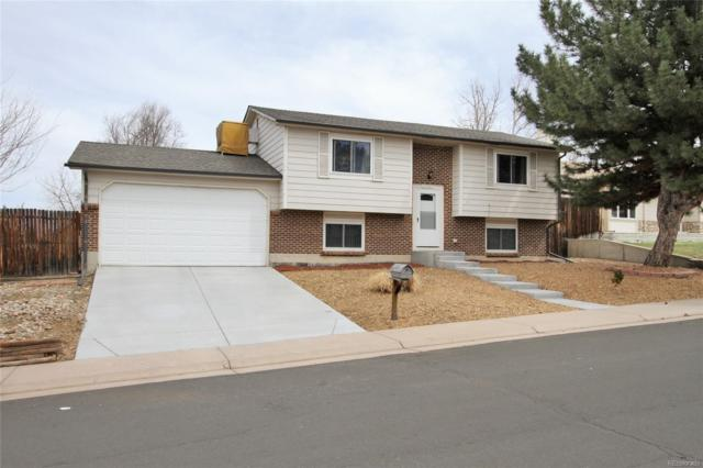 17927 E Oxford Drive, Aurora, CO 80013 (#7998692) :: The Peak Properties Group