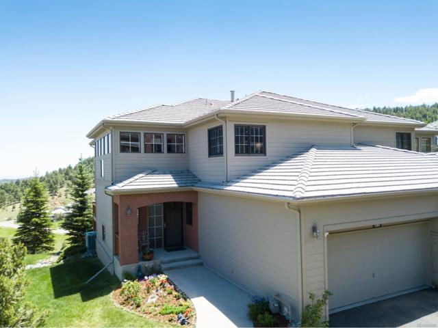 580 Ridgeside Drive, Golden, CO 80401 (MLS #8000243) :: 8z Real Estate