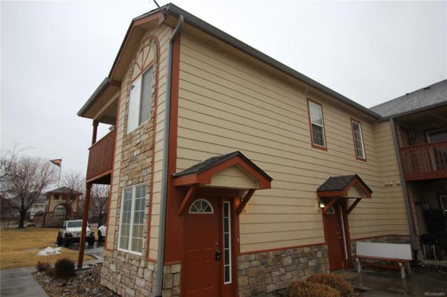 3242 E 103rd Drive #606, Thornton, CO 80229 (MLS #8000261) :: Bliss Realty Group