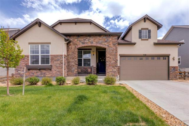 918 Rocky Ridge Circle, Erie, CO 80516 (#8000361) :: The Heyl Group at Keller Williams