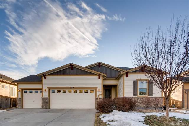 15515 Carob Circle, Parker, CO 80134 (MLS #8000847) :: Colorado Real Estate : The Space Agency