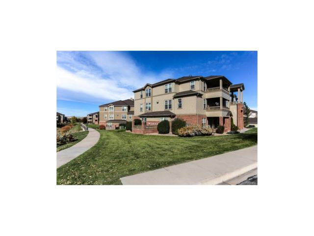 12820 Ironstone Way #203, Parker, CO 80134 (MLS #8001084) :: 8z Real Estate