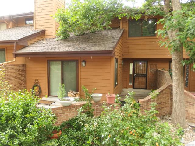 9400 E Iliff Avenue #354, Denver, CO 80231 (#8001124) :: The Peak Properties Group