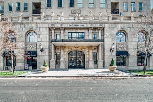 475 W 12th Avenue 9A, Denver, CO 80204 (#8001138) :: The Healey Group