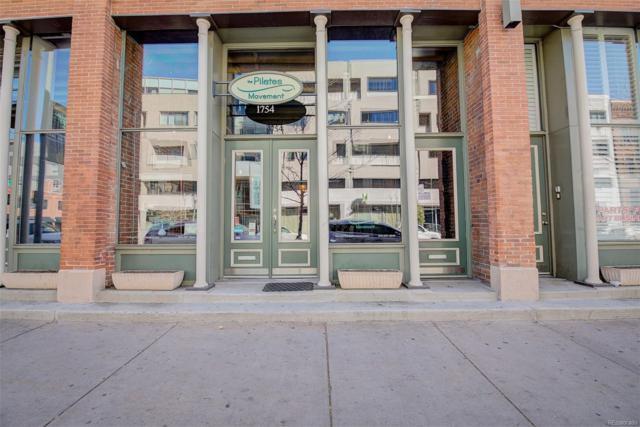 1752 Blake Street, Denver, CO 80202 (MLS #8001159) :: Bliss Realty Group
