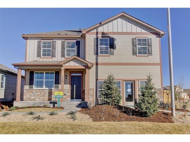 16837 W 86th Avenue, Arvada, CO 80007 (#8001217) :: The Galo Garrido Group