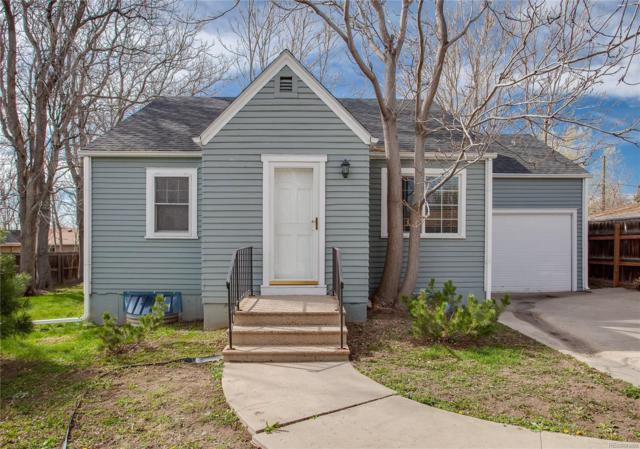 8888 W 24th Street, Lakewood, CO 80215 (#8002201) :: The Peak Properties Group
