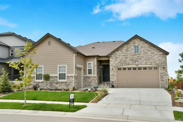 600 Pikes View Drive, Erie, CO 80516 (#8002763) :: The Margolis Team