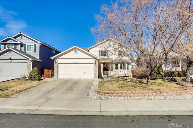 4663 E 135th Lane, Thornton, CO 80241 (#8003142) :: Bring Home Denver with Keller Williams Downtown Realty LLC