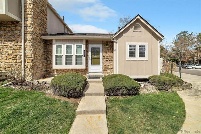 9711 W Chatfield Avenue H, Littleton, CO 80128 (#8003158) :: Briggs American Properties