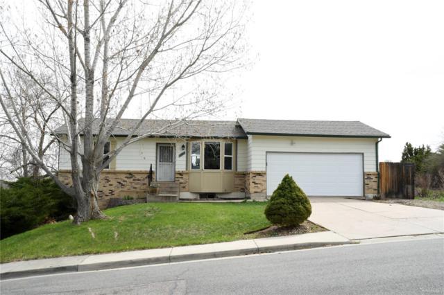 4982 S Yank Street, Morrison, CO 80465 (#8003165) :: The Peak Properties Group