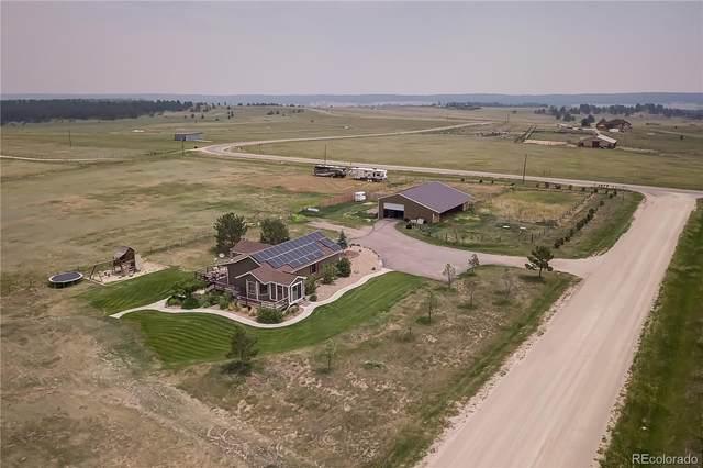1589 Bluebird Trail, Elizabeth, CO 80107 (MLS #8003176) :: 8z Real Estate