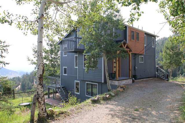 464 Ponderosa Drive, Evergreen, CO 80439 (#8003553) :: Symbio Denver