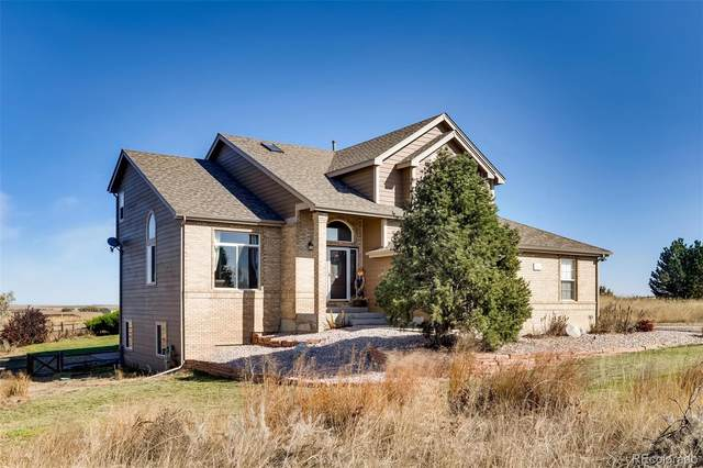 16507 Essex Road N, Platteville, CO 80651 (#8003689) :: The Harling Team @ Homesmart Realty Group